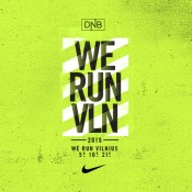 """We Run Vilnius"" марафон"